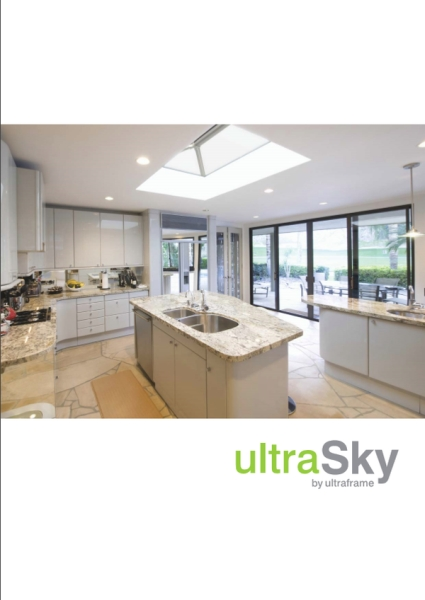 Ultraframe Ultra Sky brochure