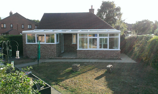 Replacement Windows Ipswich Replacement Conservatories