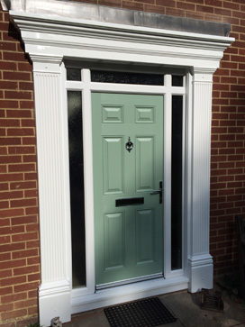 Composite doors in Ipswich, Suffolk and Felixstowe