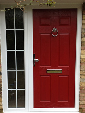 Composite Doors And By Folding Doors In Ipswich Suffolk
