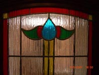 Coloured and Etched glass Gallery