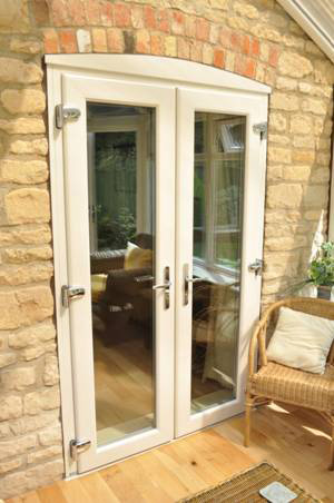 Falcon windows the quality choice in windows doors and for Cream french doors