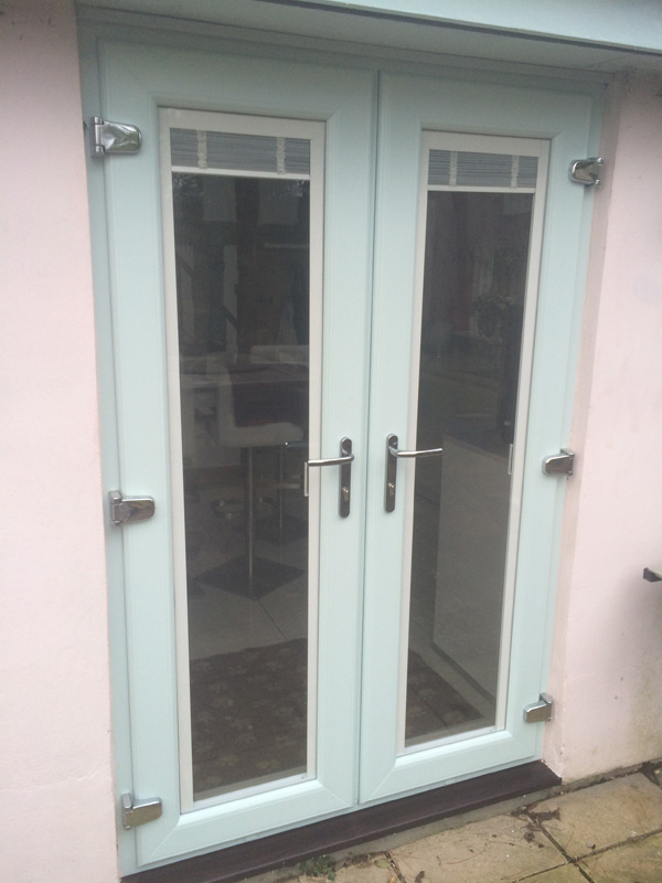 Falcon windows the quality choice in windows doors and for Green french doors