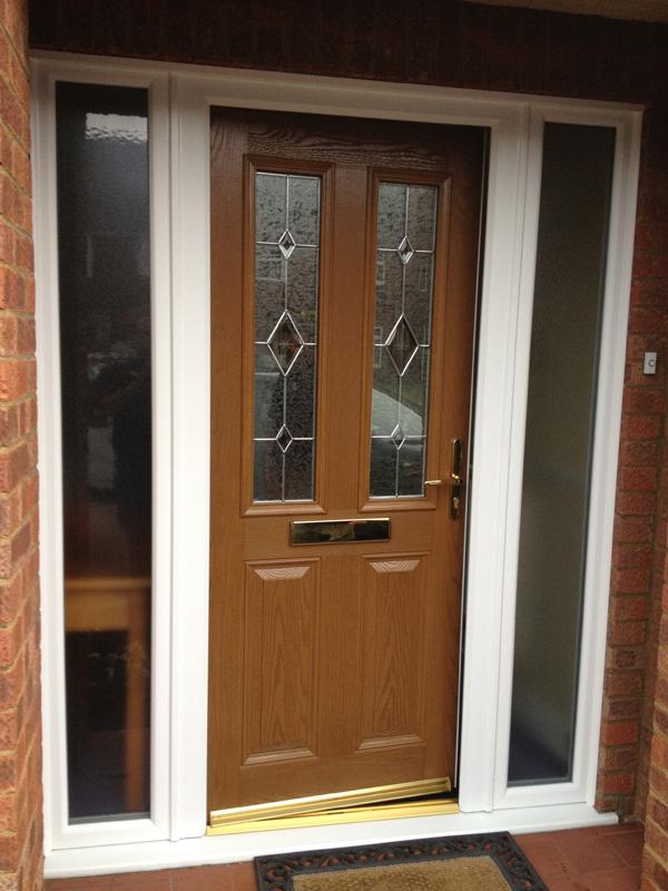 house front door and window design  | 600 x 800