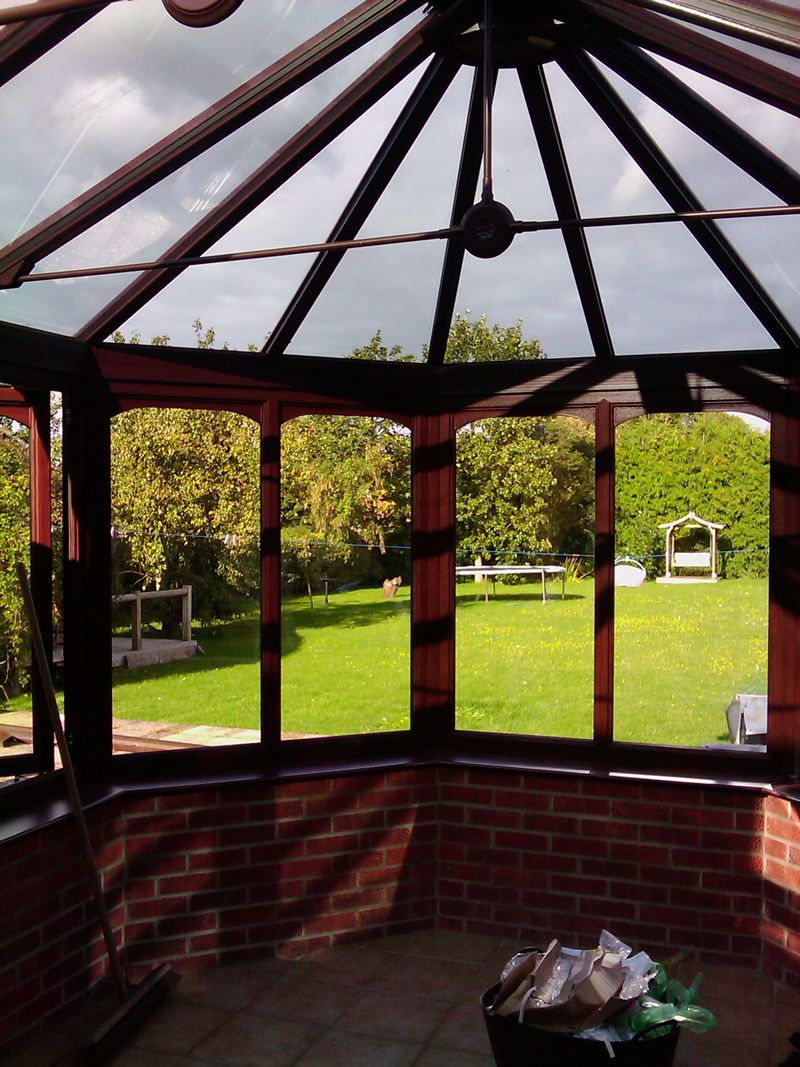 Falcon Windows Conservatories Supplying Conservatories In