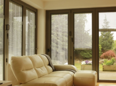 Falcon Windows Integral Venetian Blinds
