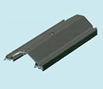 This is the rafter support bar designed for installing glass or polycarbonate onto car-ports or conservatories
