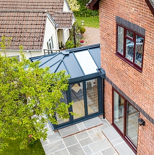 UltraRoof Warm Roof - Transforming Conservatories